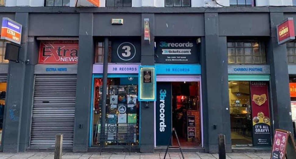 Liverpool record store 3b Records to shut at current location