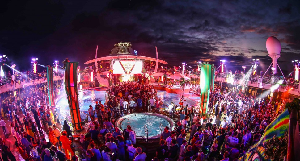 The Ark returns this summer with two voyages and two incredible line-ups