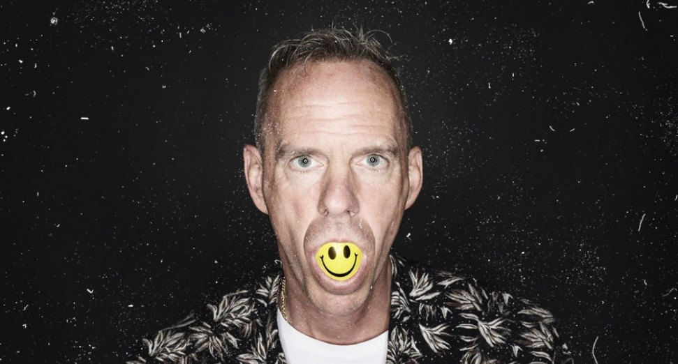 Fatboy Slim launches new mix series, 'Everybody Loves A Mixtape'