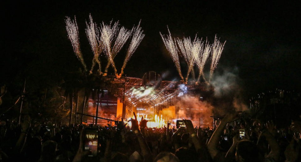Swedish House Mafia debuted two new tracks at their Ultra reunion