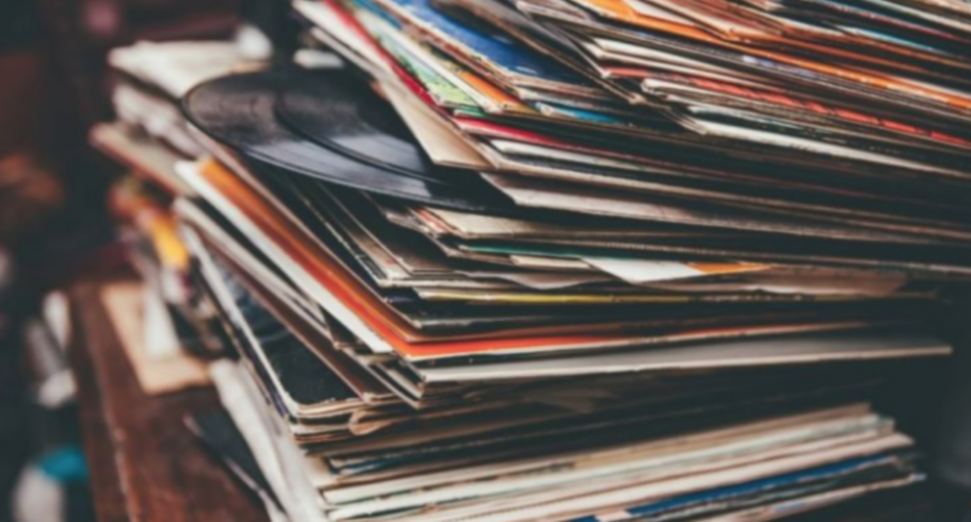 Vinyl has outsold CDs for the first time in 30 years