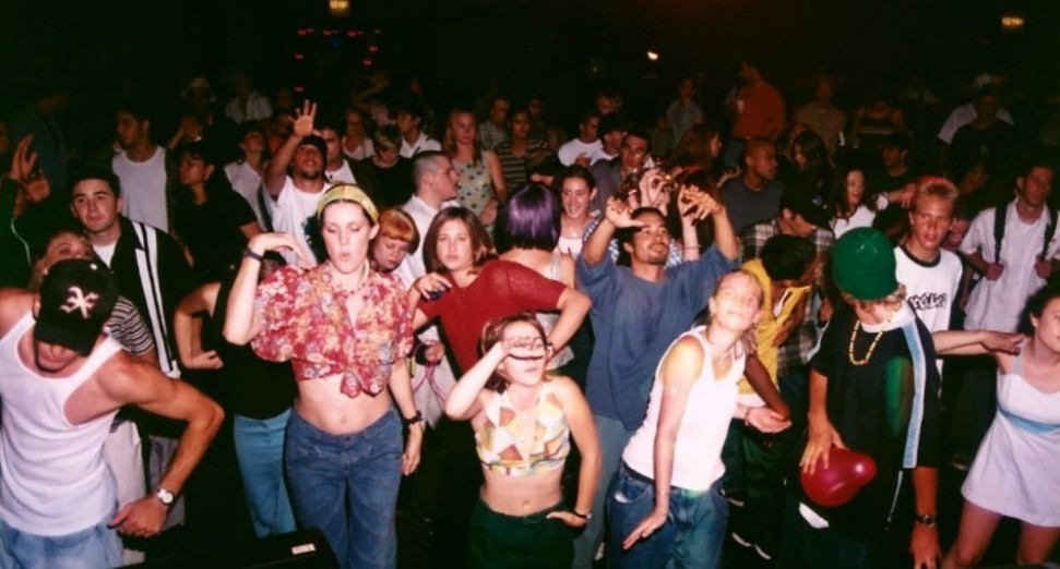 New book documents early 1990s rave flyers